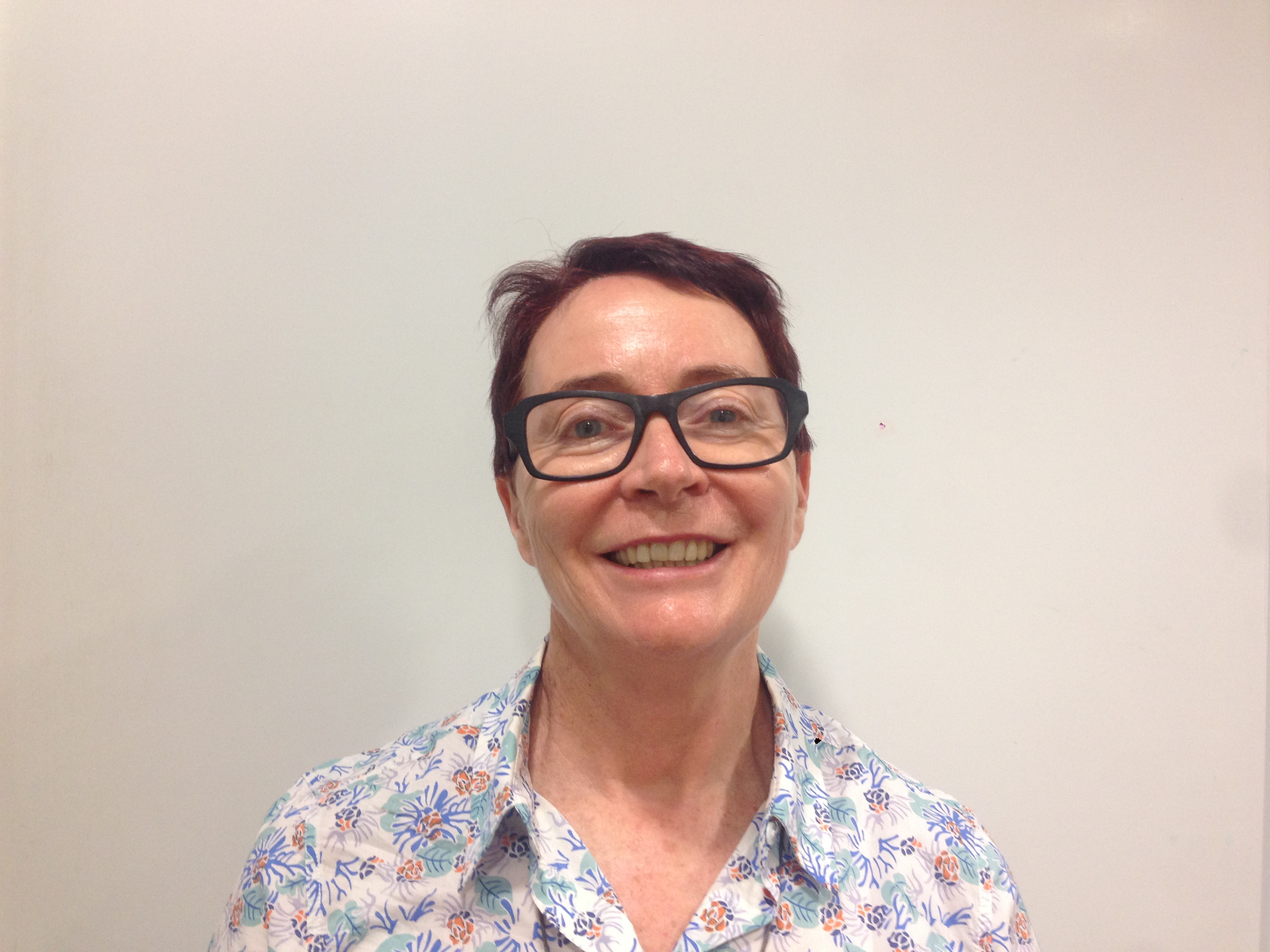 Photo of Dr Clare Maher