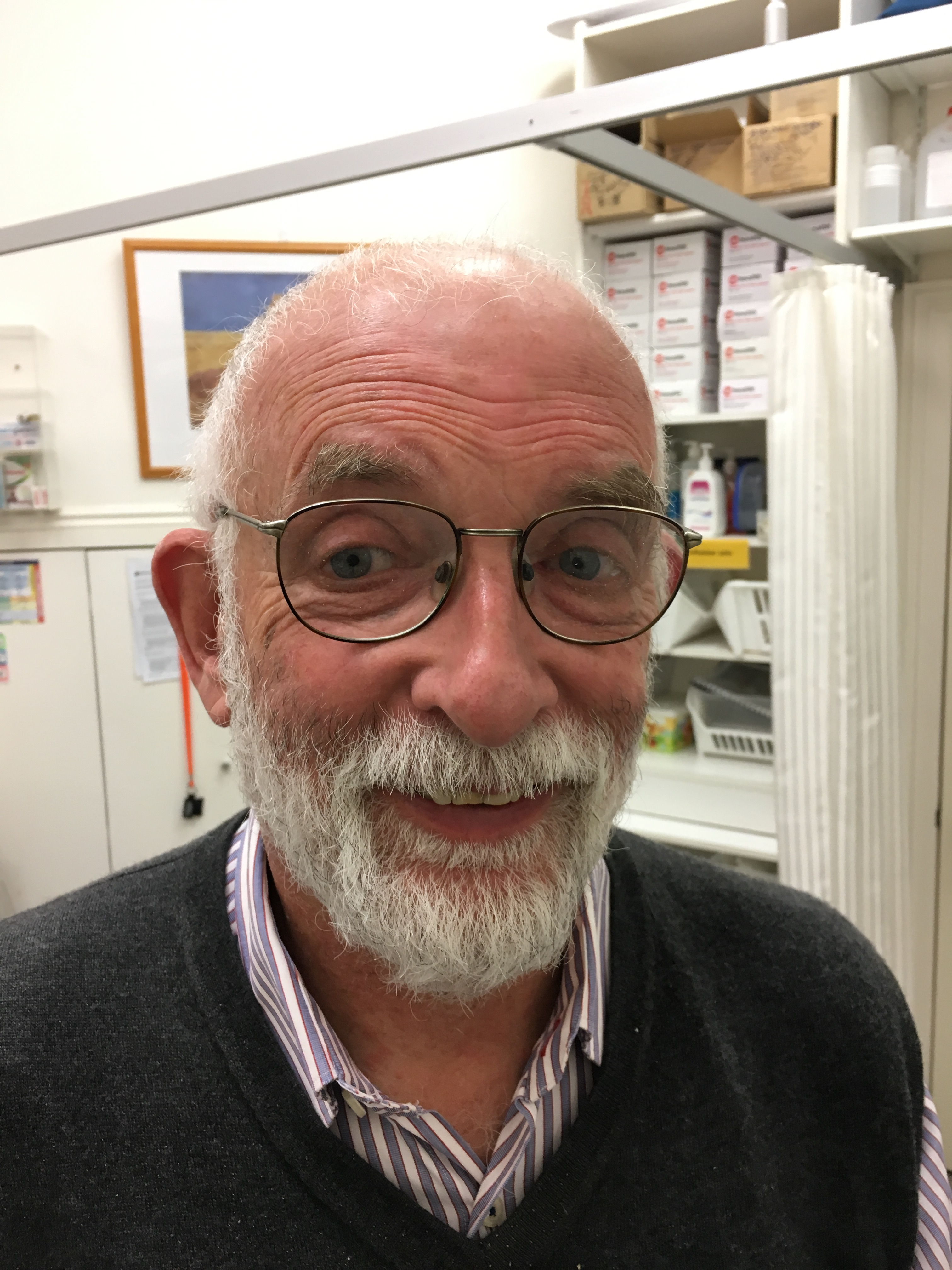Photo of Dr Paul Day