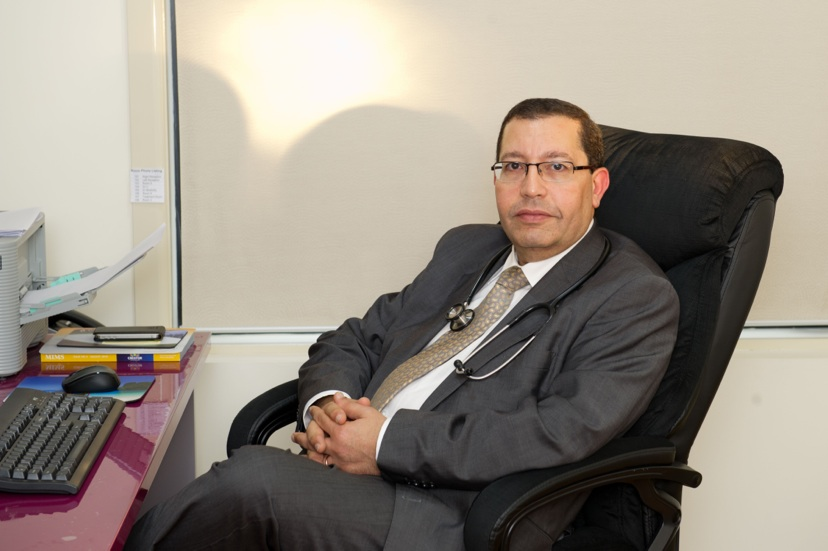 Photo of Dr Ehab Mostokly