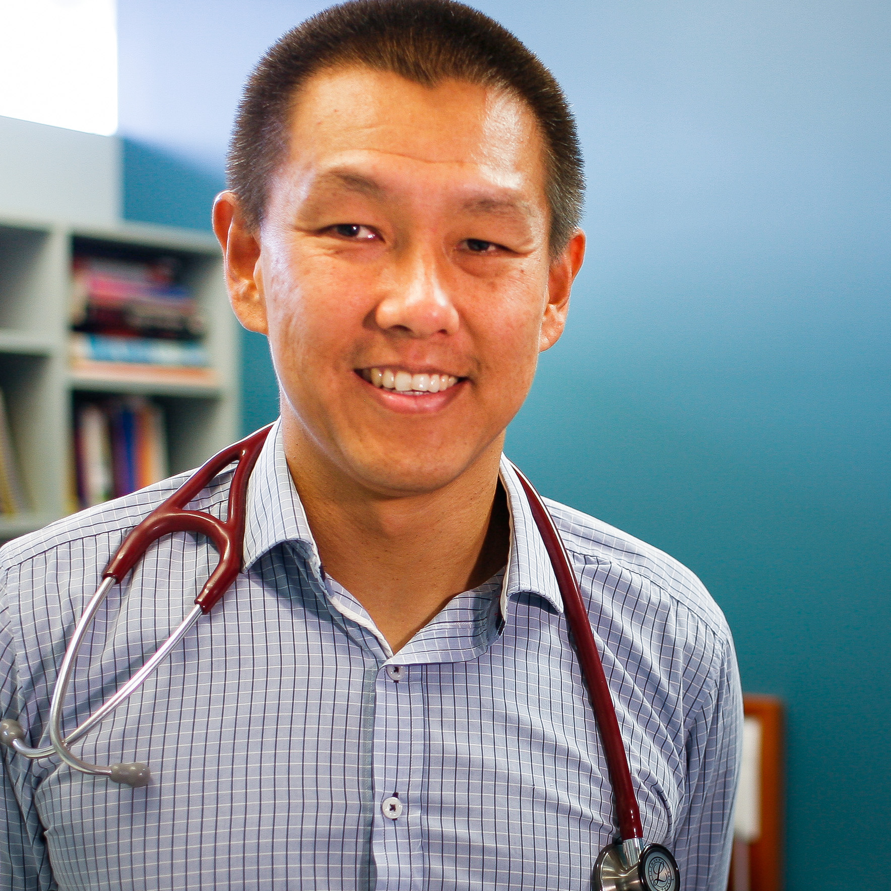 Profile photo of Dr Kevin Yong