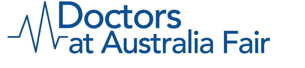 Doctors at Australia Fair Logo