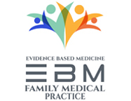 EBM Family Medical Practice Logo