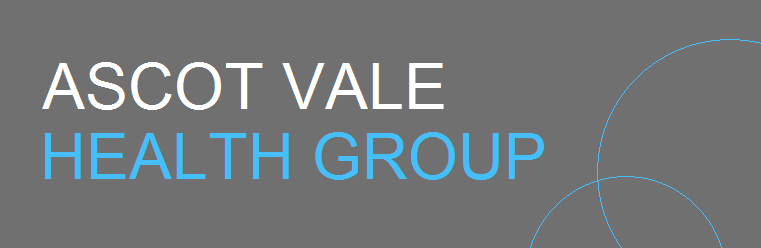 Ascot Vale Health Group Logo