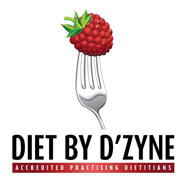 Diet By D'Zyne Fremantle Logo