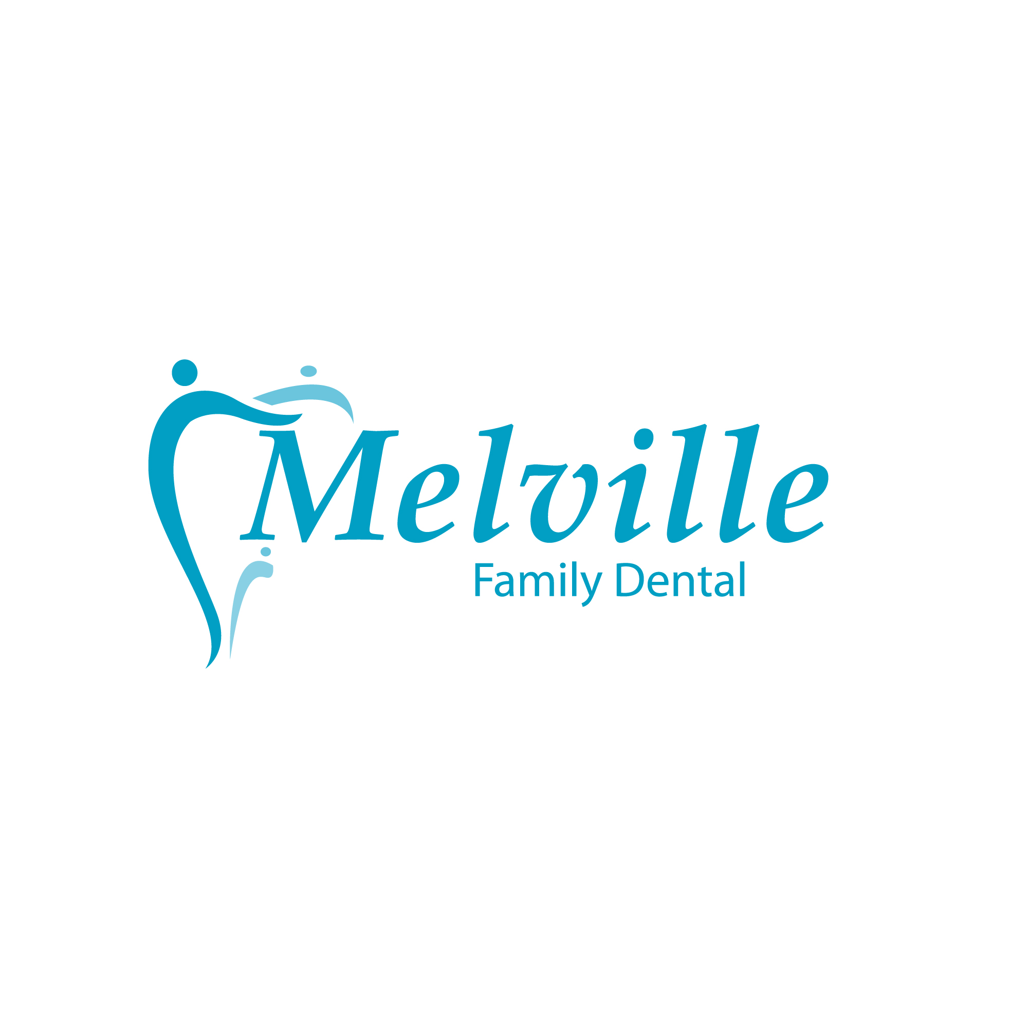Melville Family Dental Logo