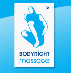 Bodyright Massage - Wembley Logo