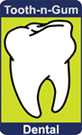 Tooth-n-Gum Dental Logo