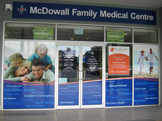 McDowall Family Medical Centre