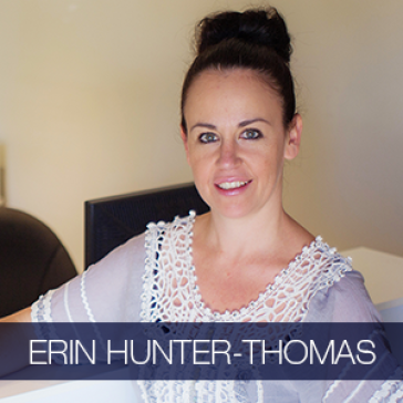 Erin Hunter-Thomas Photo