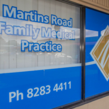 Martins Road Family Medical Practice