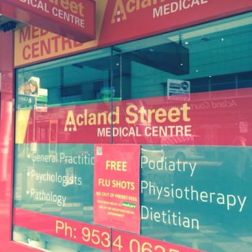 Acland Street Medical Centre