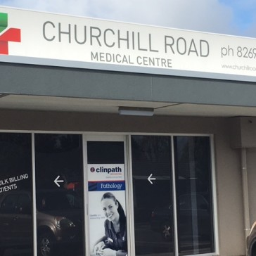 Churchill Road Medical Centre