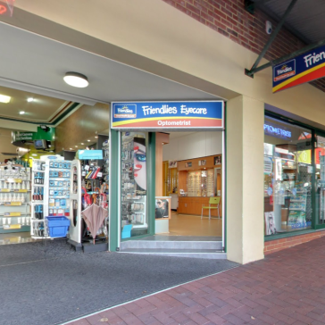 Friendlies Pharmacy Subiaco