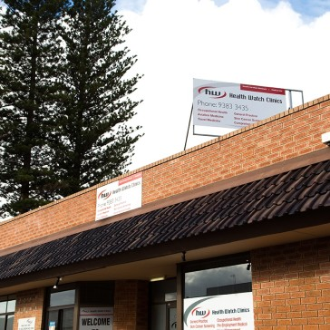 Health Watch Clinics Cottesloe